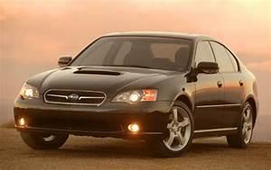 1998 Subaru Legacy Workshop Service Manual