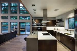 Elegant Designs Inc 17 Beautiful Open Concept Kitchen Designs In Modern Style