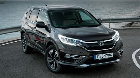 Honda CR-V (2015) Wallpapers and HD Images - Car Pixel