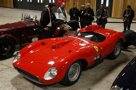 • 12 млн просмотров 1 год назад. 1957 Ferrari sold for £24.7m becomes most expensive racing car sold at auction