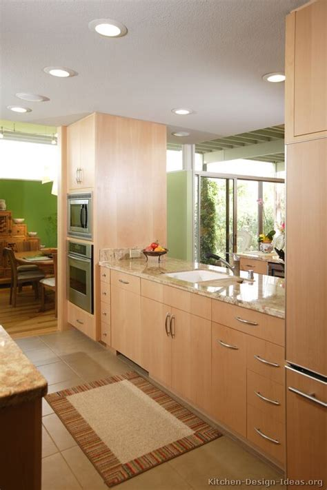 light wood kitchen cabinets modern pictures of kitchens modern light wood kitchen