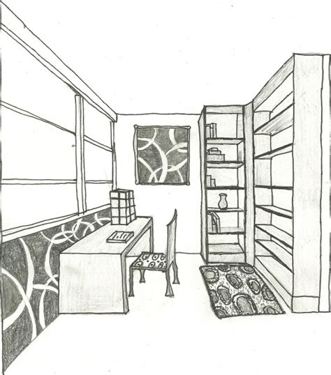 chambre en perspective dessin dessin chambre 3d des idées novatrices sur la conception