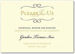 wedding reception card wording google search wedding With examples of wedding reception cards wording