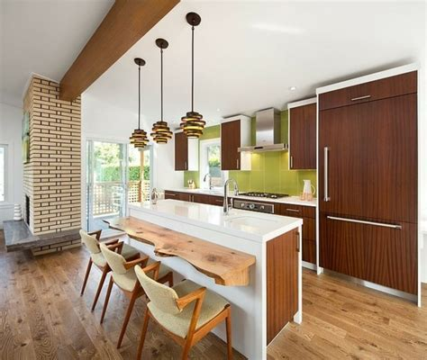 Cuisines design : 110 idées pour un aménagement tendance