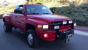 1999 Dodge Ram 3500 5 9l Cummins Turbo Diesel 6 Speed