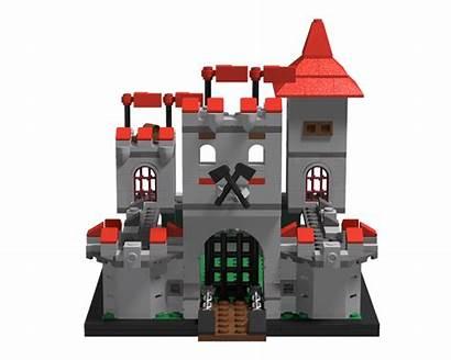 Moc Mini Mocs Rebrickable Lego Castle Followers