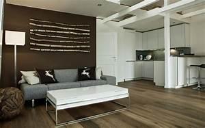 Dekoration Wohnzimmer Modern : wohnzimmer modern dekorieren ~ Indierocktalk.com Haus und Dekorationen