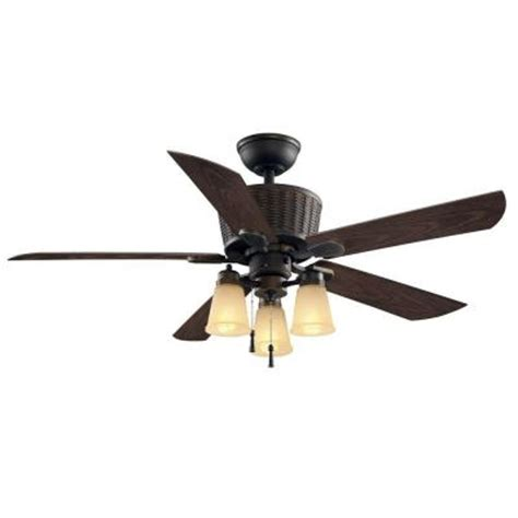 does home depot install ceiling fans hton bay coleburn 52 in oil rubbed bronze indoor
