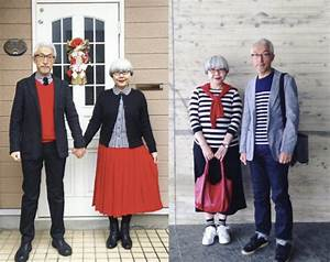 Older Japanese Couple Take Instagram by Storm With Their Matching Outfits - Everything Zoomer ...