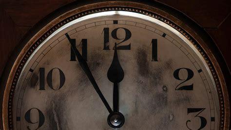 Doomsday Clock Set At 5 To Midnight
