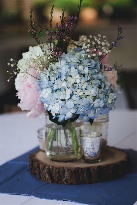 25 Cute Mason Jar Hydrangea Ideas On Pinterest Gold