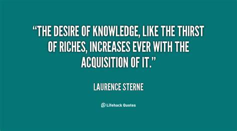 thirst  knowledge quotes quotesgram