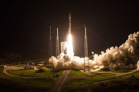 United Launch Alliance Successfully Launches NROL-52 ...