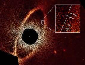 Hubble Telescope Alien Planet
