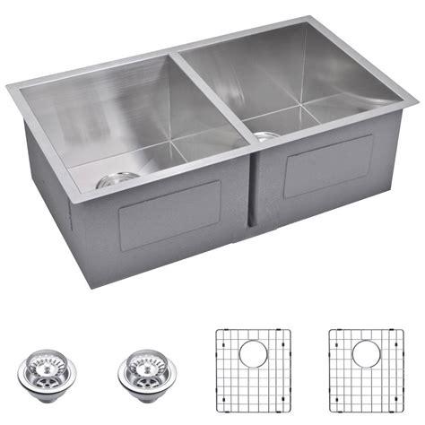 zero radius undermount sink water creation undermount zero radius stainless steel 31