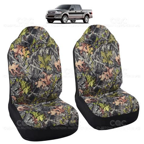 Camo Seat Cover For Ford F150  Big Truck Seat Cover 2
