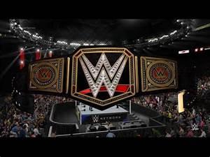 WWE 2K16 | Survivor Series Title Tournament - Final - YouTube