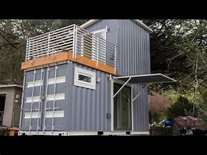 Container Haus Plan : boxed haus the two story shipping container house youtube ~ Eleganceandgraceweddings.com Haus und Dekorationen