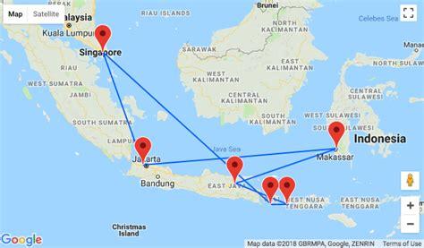 indonesia island hopper  singapore   visit