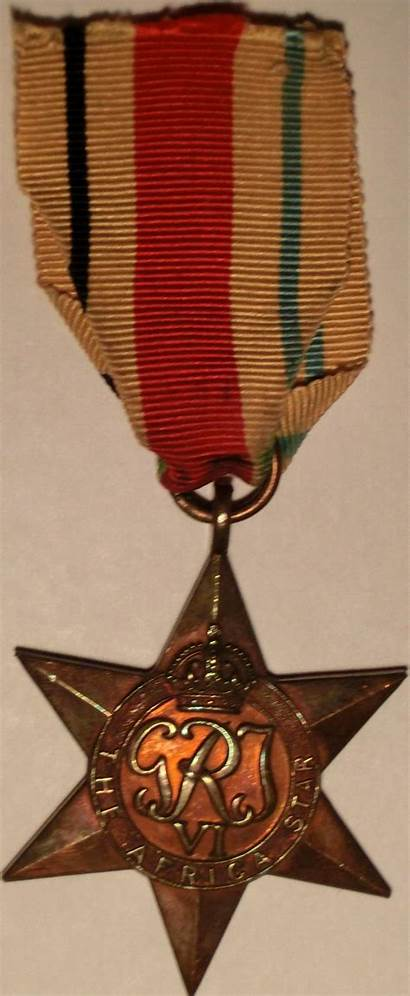 Medal British Star Africa Medals Decorations Orders