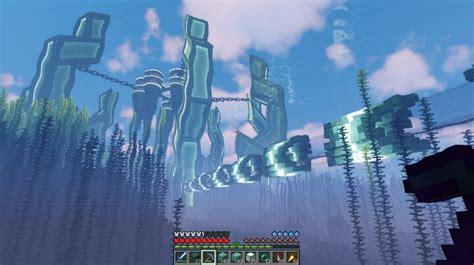 veskos survival world minecraft underwater minecraft minecraft city