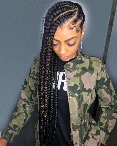 Cornrow With Extensions Hairstyles by 20 Cornrow Braid Hairstyles