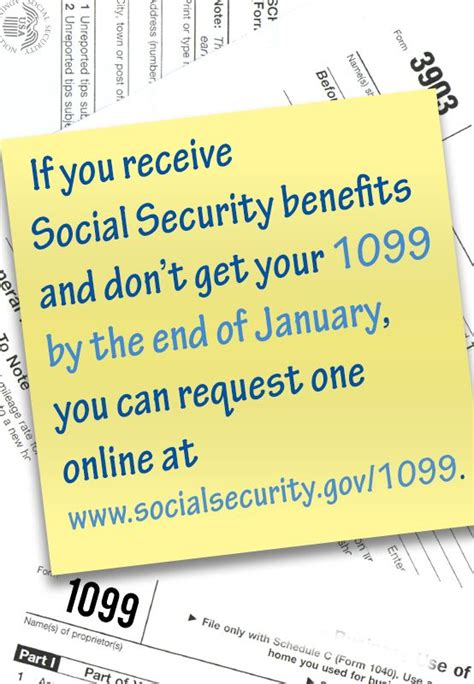 if you get social security benefits and didn t get your