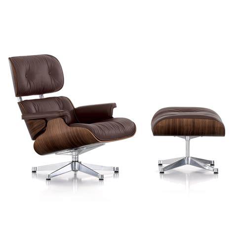 Ottoman Lounge Chair by Eames Lounge Chair Ottoman Skandium