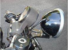 lookin for nightster headlight ideas Harley Davidson