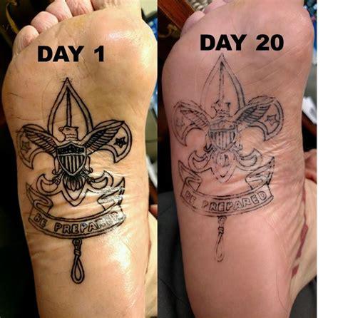 told   tattooers   skin
