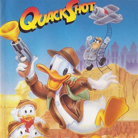 duck donald starring quackshot game play