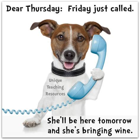 ◇ tom might be able to come tomorrow. Sayings and Quotes About Thursday