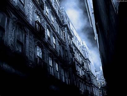 Gothic Dark Wallpapers Desktop Iphone Architecture Horror