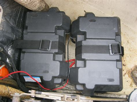 Boat Battery Box Ideas by The World Encompassed 10 07 16 17 07 16