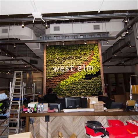 Vertical Garden Construction by Vertical Garden Construction West Elm Chatswood