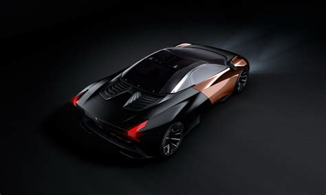 [peugeot Onyx Test Fr]  [concept Car] [peugeot Design Lab]