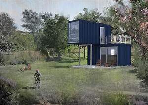 Moderne Container Häuser : pin von sven gro auf container gartenhaus pinterest container gartenh user und wohncontainer ~ Whattoseeinmadrid.com Haus und Dekorationen
