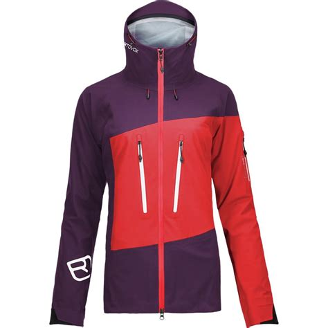 ortovox guardian shell jacket womens backcountrycom
