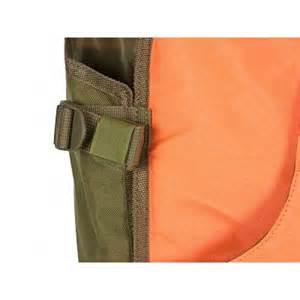 Tactical Blaze Orange Hunting Vest