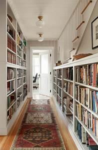 Quelques Id U00e9es Pour Une Biblioth U00e8que Maison Moderne