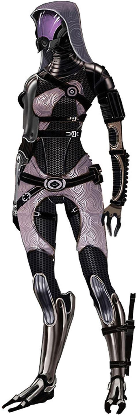 Talizorah Nar Rayya Mass Effect 1 Character Profile