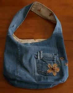 Comment Faire Un Sac : comment faire un sac a main avec un vieux jean sac a main versace jeans ~ Melissatoandfro.com Idées de Décoration