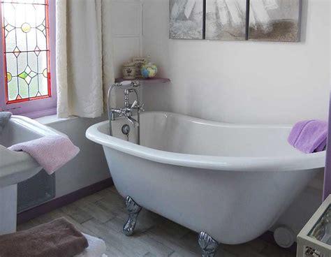 baignoire chambre chambre douceur