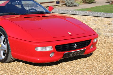 They are usually printed in small numbers and are not available to the general public but are reserved for the press only. 1997 FERRARI 355 GTB F1 - SOLD - Bicester Sports & Classics