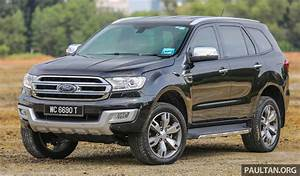 Ford Everest Raptor could be in the pipeline - report