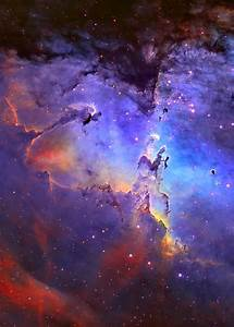 the eagle nebula | Tumblr