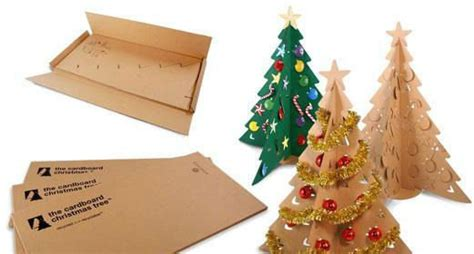christmas tree out of cardboard diy paper craft christmas decorations cardboard on 7510
