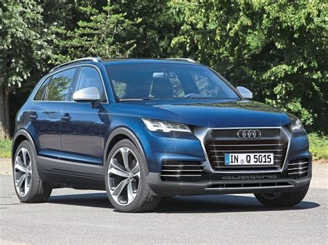 2019 Audi Q5 Wallpapers  New Autocar Release