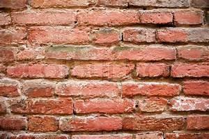 Mauer Aus Betonfertigteilen : eine mauer aus roten ziegel steinen als hintergund stock photo colourbox ~ Markanthonyermac.com Haus und Dekorationen