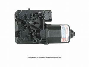 2002 Buick Lesabre Wiper Motor Location